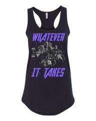 UL - Whatever It Takes - WIT - Ladies Tank