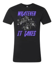 UL - Whatever It Takes - WIT - Unisex Tee