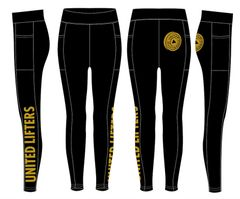 UL - Ladies - Functional Extreme Leggings