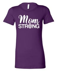 UL - Mom Strong - Ladies Tee