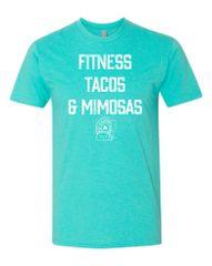 UL - Fitness Tacos & Mimosas - Unisex Tee