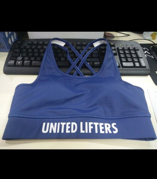UL- Ladies Tanzanite Sports Bra