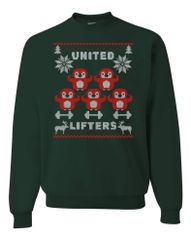 UL - XMAS Penguin - Unisex Sweatshirt