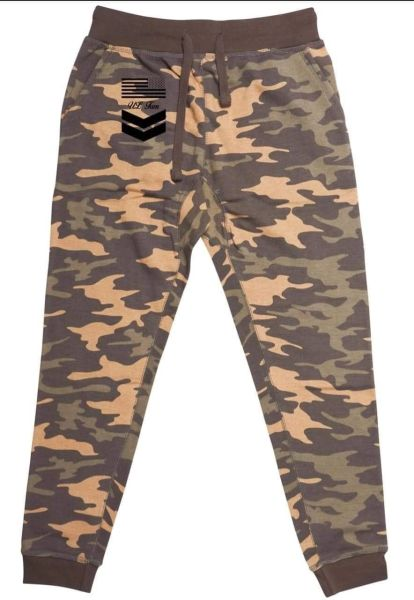 UL - Camo Joggers - Unisex (Embroidered Stitching for Logo)