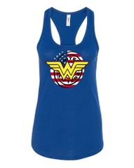 UL - Wonder Lifter - Ladies Racerback Tee