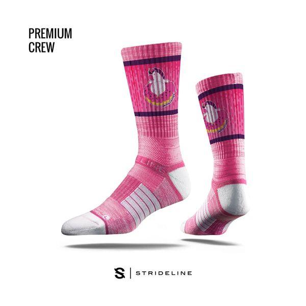 UL - CHUBBY UNICORN Socks - Regular Size