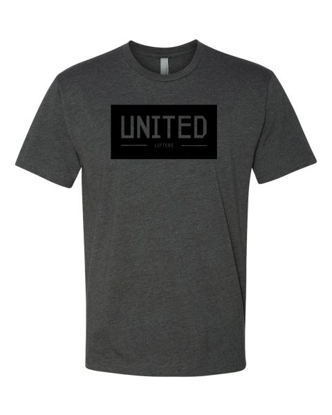 UL - UNITED - Gray Unisex Tee