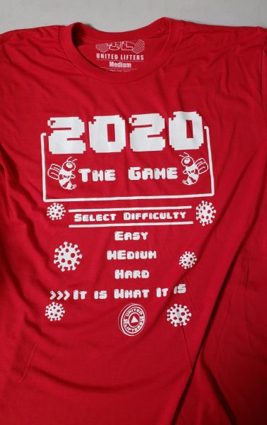 UL - 2020 The Game - Unisex Tee
