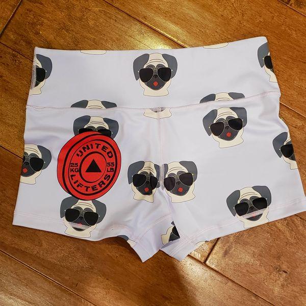 UL - Active Shorts 2.0 - BRITT - Pugs