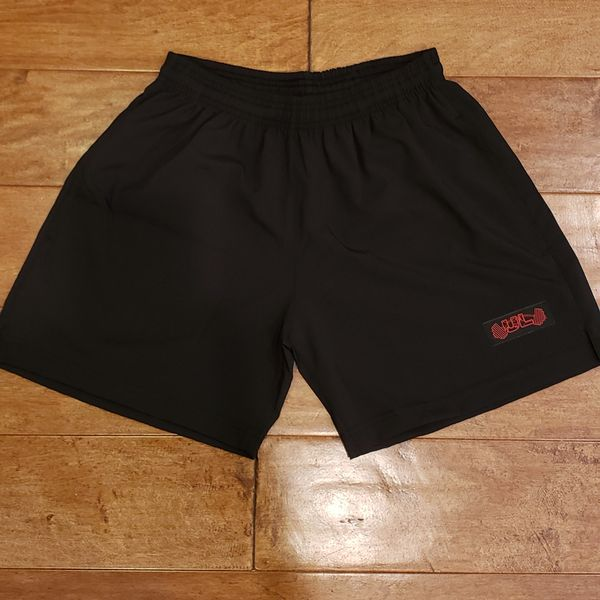 UL - Black FLEXIBLE Shorts