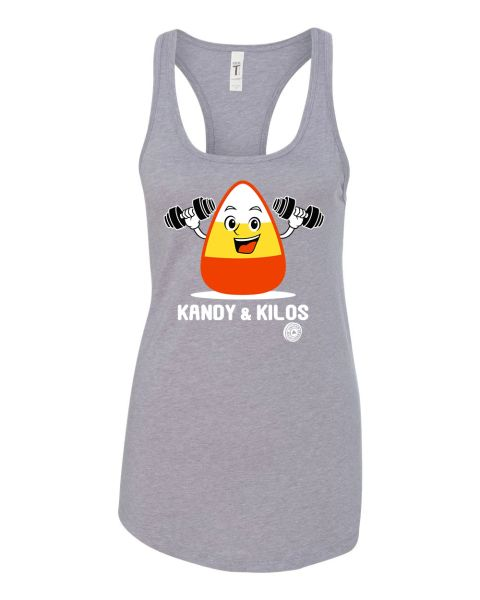 UL - Kandy and Kilos - Racerback Tank