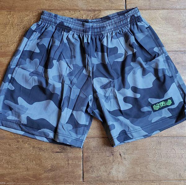 UL - Camo FLEXIBLE Shorts