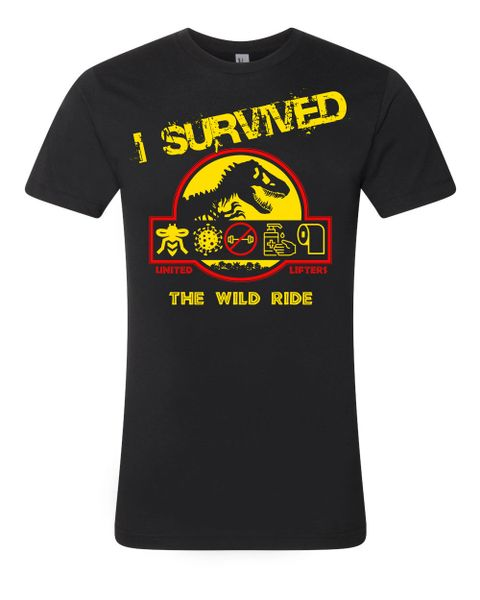 UL - Unisex Tee - I SURVIVED