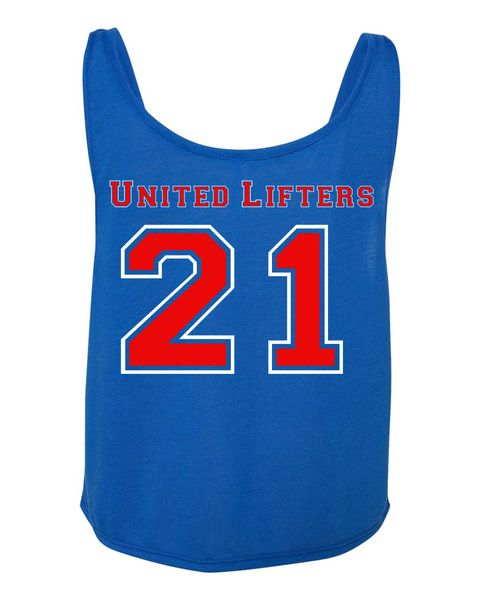 UL - Ladies Crop Tank - 2021