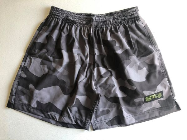 UL - FLEXIBLE Shorts - Black Camo