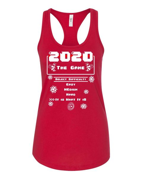 UL - Ladies Racerback Tank - 2020 The Game