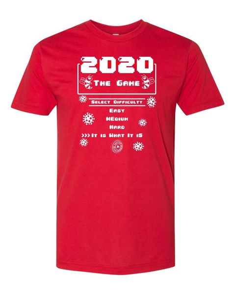 UL - Unisex Tee - 2020 The Game