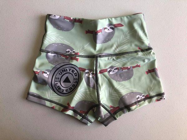 UL Active Shorts - High Waist - SLOTH