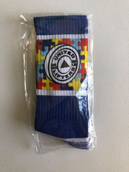 UL - Active Socks - Autism Fundraiser