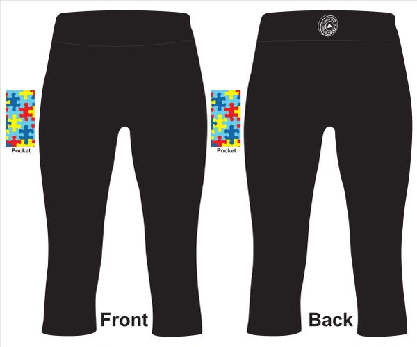 UL - FULL LEGGINGS -PRE ORDER FUNDRAISER