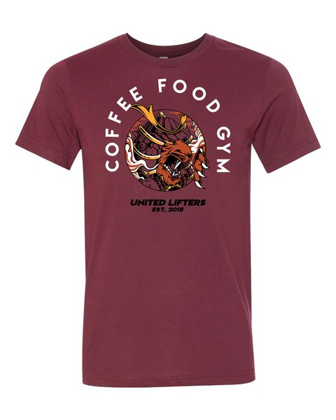 UL - Coffee/Food/Gym - Unisex Tee