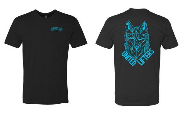 UL - MOON MOON - Unisex shirt black