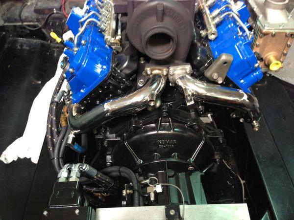Isuzu GM Duramax 6 6 Turbo diesel V8 full marinization package