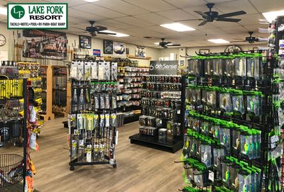 lake fork resort lake fork tackle store