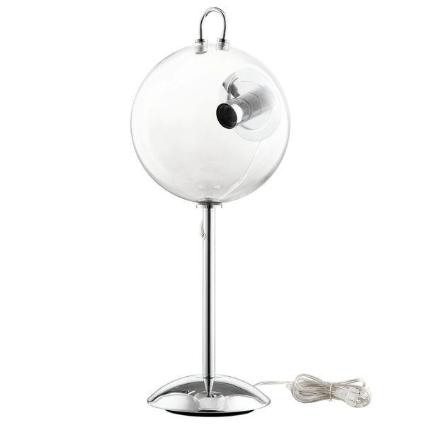 Menken GlassTable Lamp-Clear