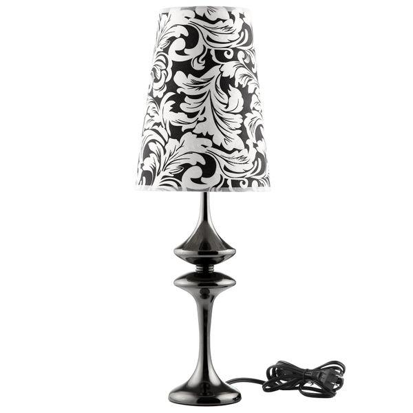 Menken Illusion Table Lamp-Black