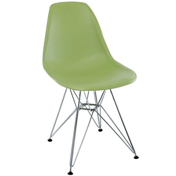 Eiffel Side Chair-Green