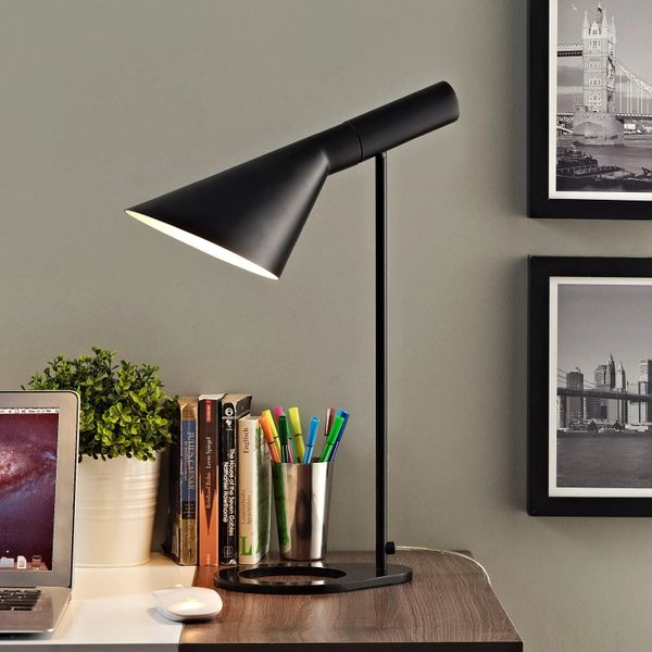 Ted Desk Lamp-Black
