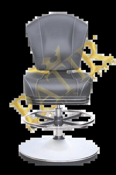 MFP Chair w/wheels – black