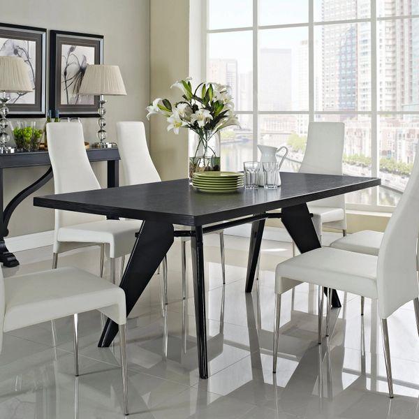 Kinsey Rectangular Dining Table - Ash Veneer