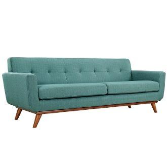 "Finn Juhl Style Sofa-Laguna-90"""