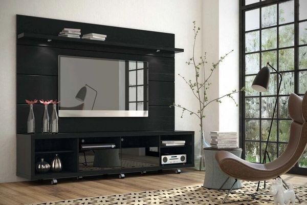 TV Stand Malibu 2.2 Black