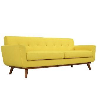 "Finn Juhl Style Sofa-Sunny-90"""