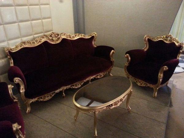 Custom Sofa Set A