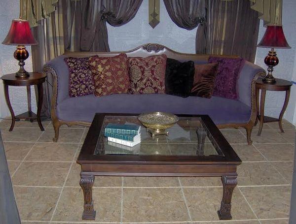 Custom Designed Sofa Set C