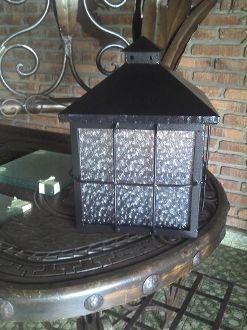Custom Night Post Lamp