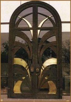 Custom Doors, Gates, Fences
