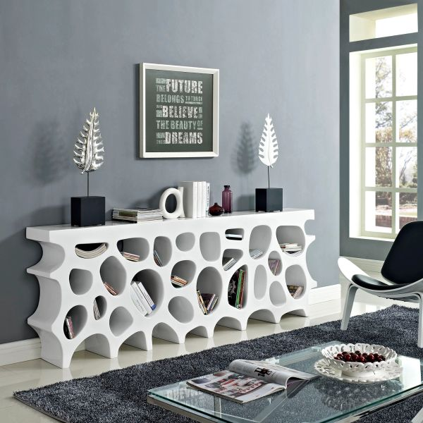 """Pyle Stand - White - 95"""""""