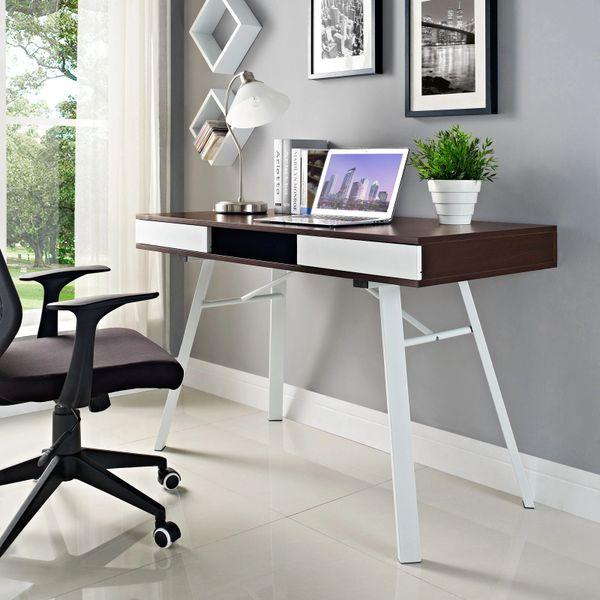 Darrin Office Desk - Cherry