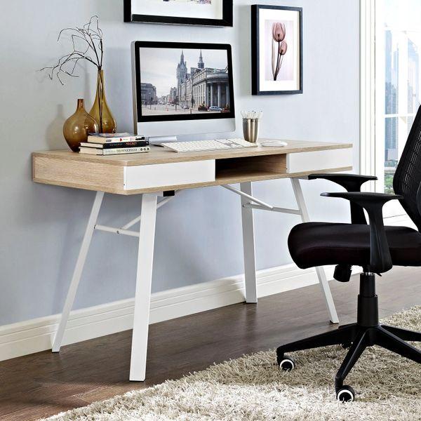 Darrin Office Desk - Oak