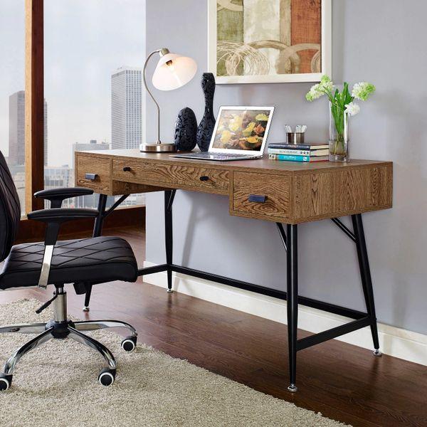 Laura Desk - Walnut