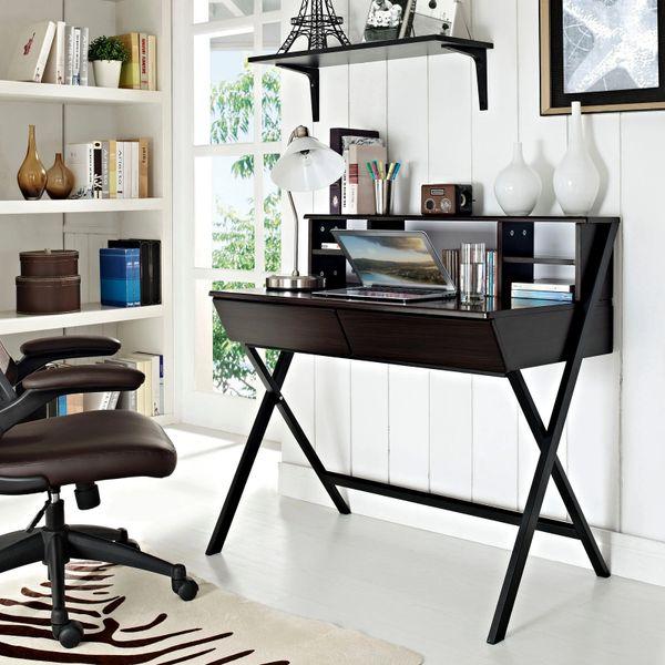 Uhura Office Desk - Black