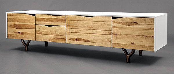 Custom Media Cabinet K -T1D-510
