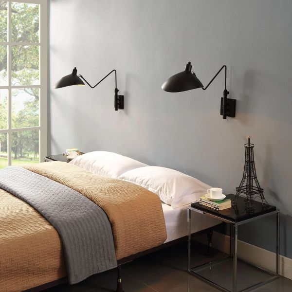 Single Stainless Steel Wall Lamp