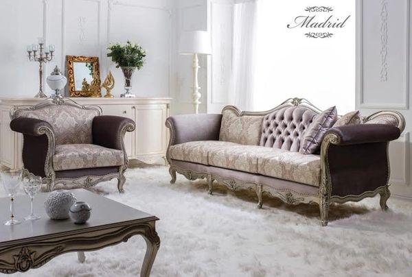 Madrid Living room Set - CO1
