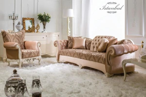 Istanbul Living room Set - CO4
